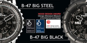 B-47 BIG BLACK & BIG STEEL