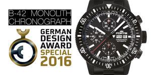 Auszeichnung GDA 2016 Monolith